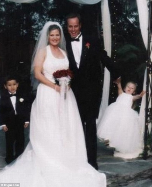 Những bức ảnh cưới cười ra nước mắt - 10