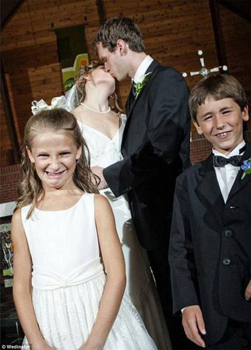 Những bức ảnh cưới cười ra nước mắt - 11