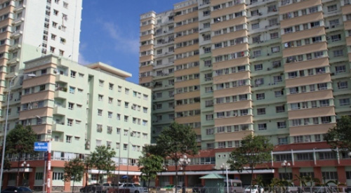 TP.HCM quá thiếu nhà ở cho người có thu nhập thấp - 1