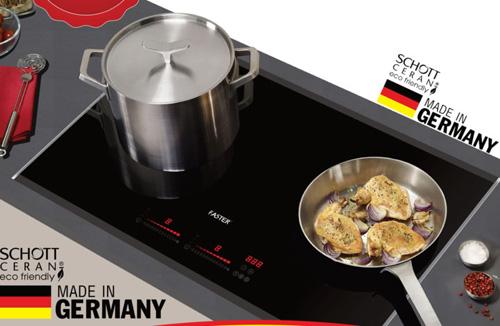 Bếp điện từ Châu Âu có thực sự phù hợp với thị trường Việt Nam hay không? - 1