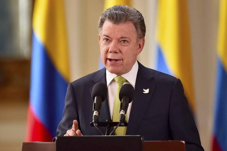 Giải Nobel Hòa bình 2016 thuộc về Tổng thống Colombia - 1