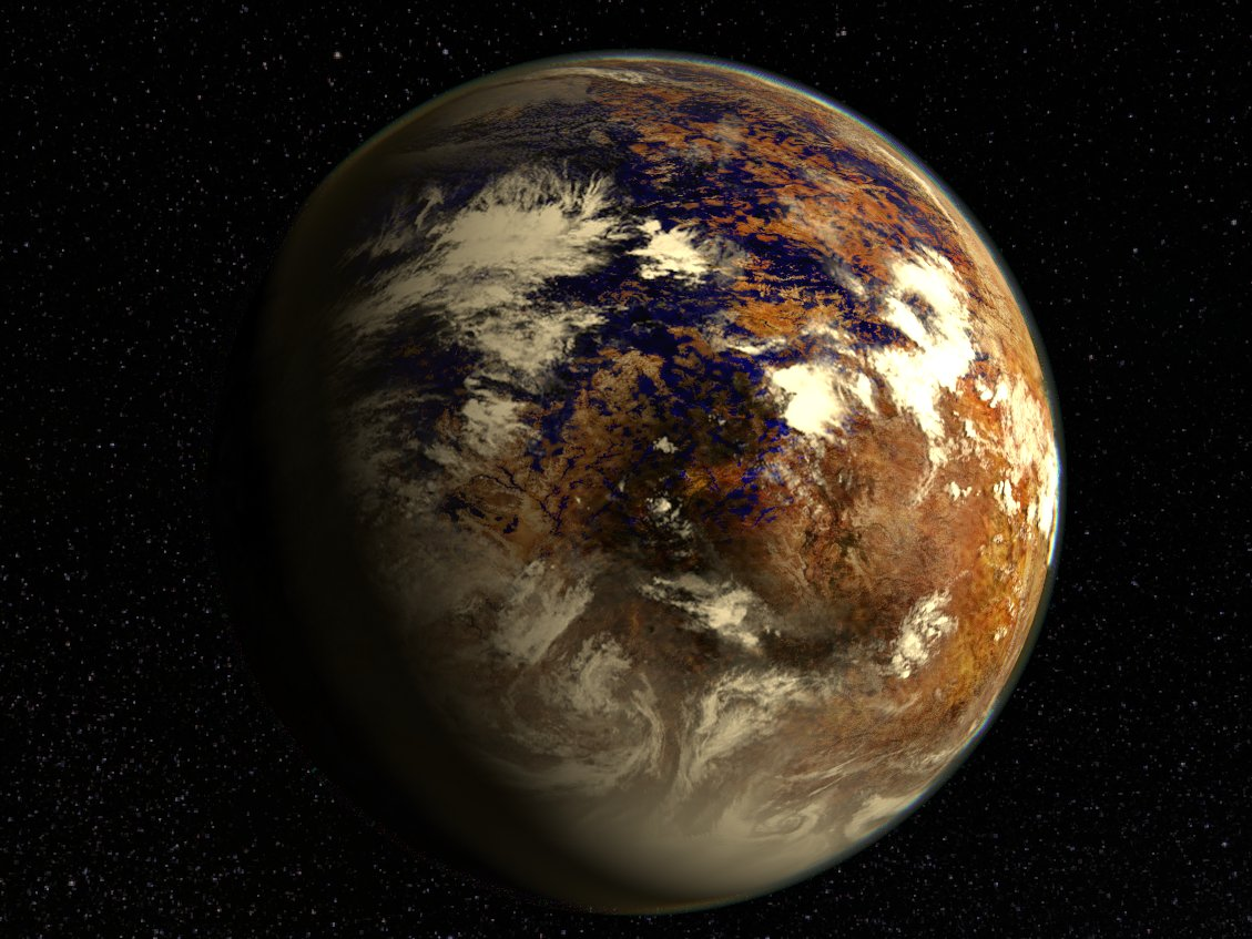 """Bằng chứng """"Trái đất thứ 2"""" có thể duy trì sự sống - 1"""