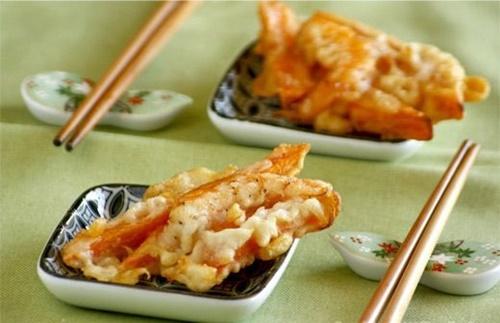 Bánh tôm chiên khoai lang giòn ngọt ăn chơi dịp cuối tuần - 7