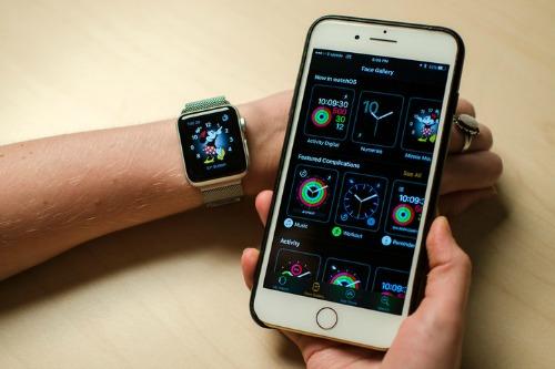 Apple Watch Series 2: smartwatch hàng đầu thế giới - 2