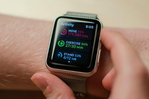 Apple Watch Series 2: smartwatch hàng đầu thế giới - 1