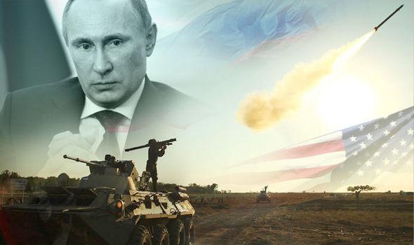 Chuyên gia: Mỹ ném bom quân Syria sẽ làm bùng Thế chiến 3 - 1