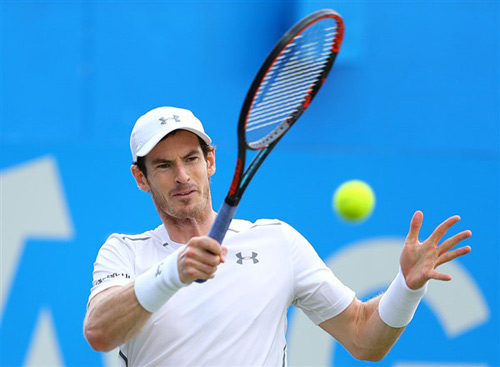 Murray - Edmund: Hú vía ở set 1 (TK China Open) - 1