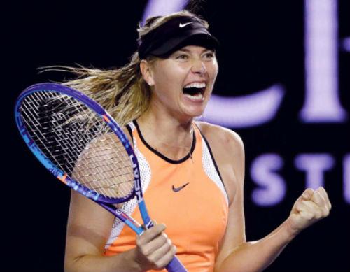 Tin thể thao HOT 7/10: Sharapova tham dự giải từ thiện - 1
