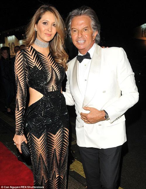 Ông trùm thời trang gây sốc với vụ ly hôn 9.900 tỷ đồng - 2