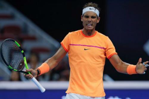 Nadal - Dimitrov: Thảm họa giao bóng (TK China Open) - 1