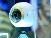 Công nghệ thông tin - Samsung Gear 360: Phụ kiện chụp ảnh 360 độ cho smartphone