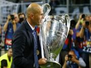 Bóng đá - Zidane đối diện khả năng bị Real Madrid sa thải