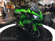 """Ngắm """"hàng khủng"""" 2017 Kawasaki Z1000SX tại Intermot 2016"""