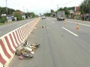 Tin tức trong ngày - Xe 7 chỗ tông xe đạp điện, 2 vợ chồng tử vong