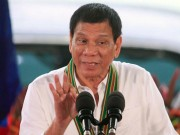 Thế giới - Tổng thống Philippines thách Mỹ và EU cắt viện trợ