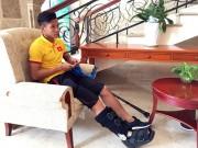 Bóng đá - ĐTVN: Quế Ngọc Hải chính thức nghỉ 1 tháng, chạy đua với AFF Cup