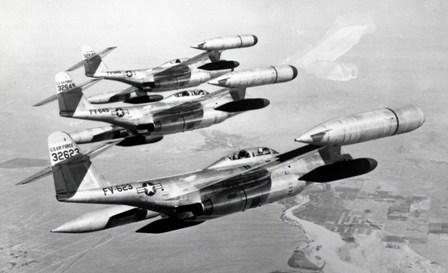 Trận chiến kỳ lạ: Máy bay Mỹ bắn 208 tên lửa trượt - 1