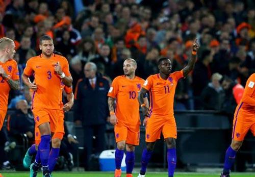 Hà Lan - Belarus: Bước đi vững chắc - 1