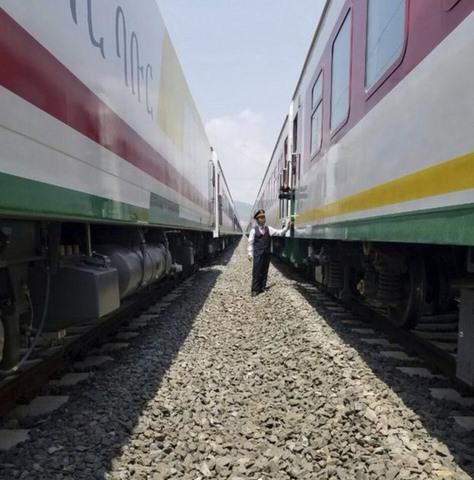 Trung Quốc xây đường tàu hỏa 750km đầu tiên ở châu Phi - 7