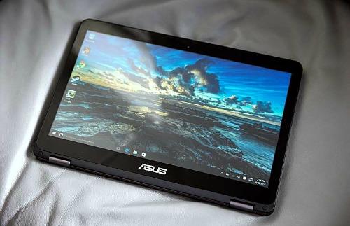 Đánh giá chi tiết Asus ZenBook Flip UX360CA - 4