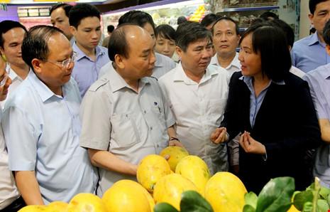Thủ tướng bất ngờ vi hành ở TP.HCM - 1