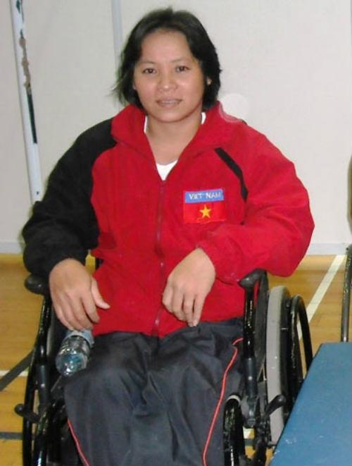 VĐV 4 lần dự Paralympic chỉ nhận lương 500 nghìn đồng/tháng - 1