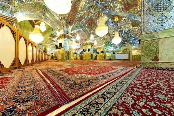Vẻ đẹp gây choáng trong thánh đường Hồi giáo có vẻ ngoài đơn giản - 5