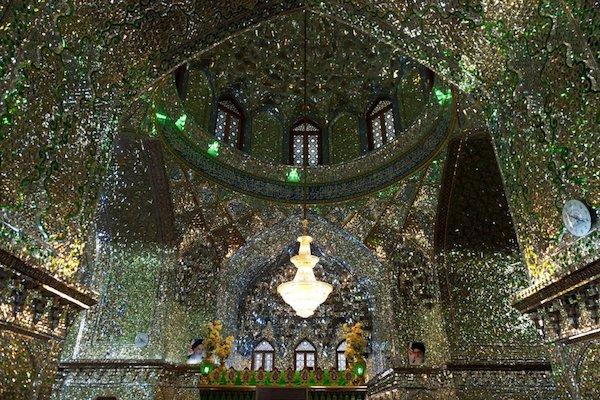 Vẻ đẹp gây choáng trong thánh đường Hồi giáo có vẻ ngoài đơn giản - 13