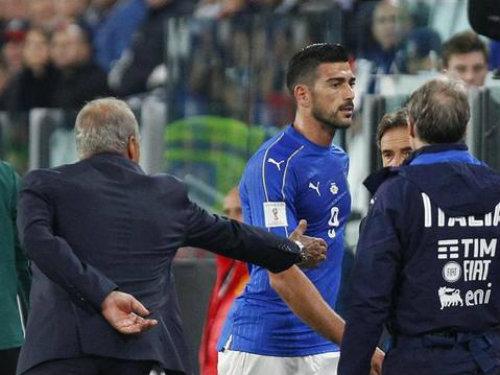 Chân sút số 1 ĐT Ý bị phạt, cơ hội đến với Balotelli - 1