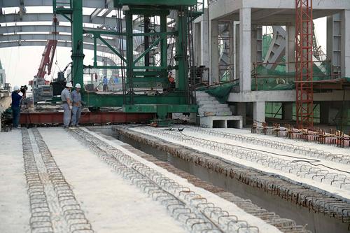 Hợp long toàn tuyến đường sắt trên cao Cát Linh – Hà Đông - 2