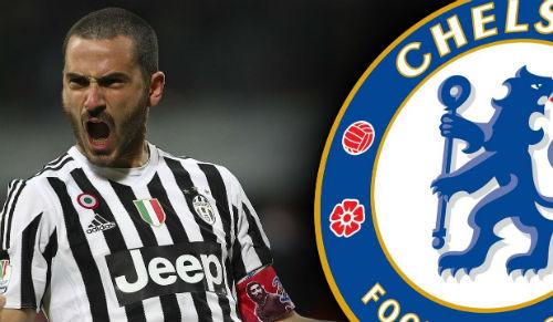 Chelsea muốn Bonucci: 50 triệu bảng cộng Fabregas - 1