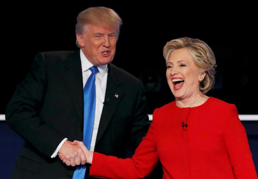 Báo Trung Quốc nhạo báng cuộc bầu cử tổng thống Mỹ - 1