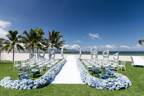 Choáng ngợp lễ cưới xa hoa của cô gái Ninh Bình - 5
