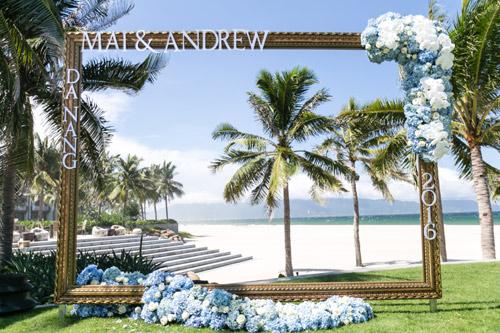 Choáng ngợp lễ cưới xa hoa của cô gái Ninh Bình - 3