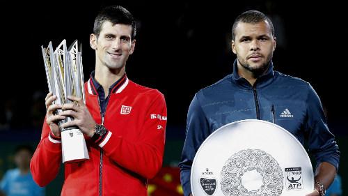 Phân nhánh Shanghai Masters: Khó Djokovic, dễ Murray - 2