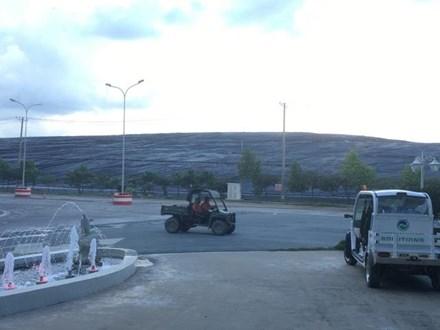 TPHCM: Thực hư chuyện bãi rác Đa Phước bị vỡ - 1
