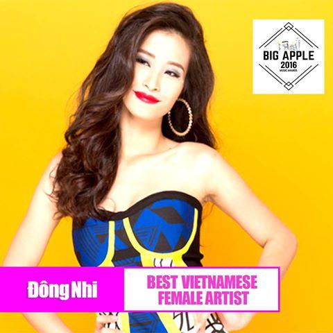 """Sơn Tùng, Đông Nhi là """"Nam, nữ ca sỹ VN xuất sắc nhất"""" - 1"""