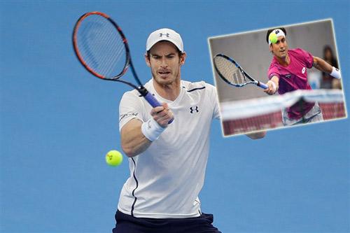 Murray - Ferrer: Thêm một lần đau (Bán kết China Open) - 1