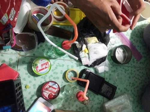 Trùm ma túy dùng trẻ 10 tuổi để giao dịch hàng cấm - 1