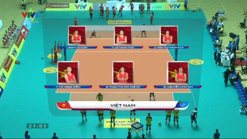 Chi tiết ĐT Việt Nam - Giang Tô: Tin vui ngày ra quân (Bóng chuyền VTV Cup) (KT) - 8