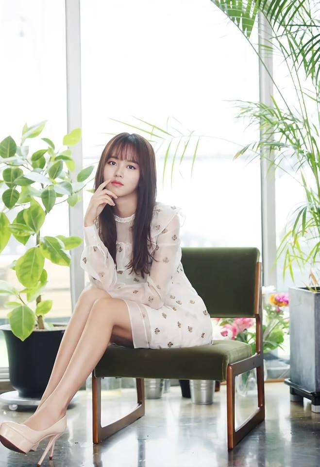 """Vẻ đẹp trong sáng của """"ma nữ"""" xinh đẹp nhất màn ảnh Hàn - 7"""