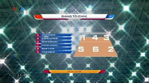 Chi tiết ĐT Việt Nam - Giang Tô: Tin vui ngày ra quân (Bóng chuyền VTV Cup) (KT) - 9