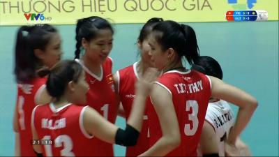 Chi tiết ĐT Việt Nam - Giang Tô: Tin vui ngày ra quân (Bóng chuyền VTV Cup) (KT) - 3