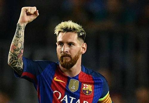 Messi quyết không giải nghệ tại Barca - 1