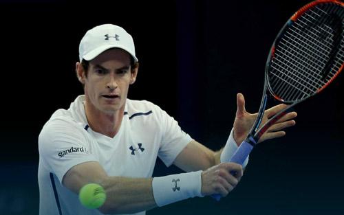 China Open ngày 7: Cột mốc 40 của Murray - 1