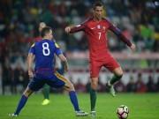 Bóng đá - Bồ Đào Nha - Andorra: Cú poker của Ronaldo