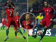 Bóng đá - Ronaldo lập kỷ lục 4 bàn: Và con tim đã vui trở lại