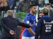 Bóng đá - Xem thường HLV, Pelle bị đuổi khỏi tuyển Ý