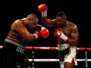 Thể thao - Boxing: Tung đòn búa tạ, HLV đối thủ sợ hãi xin hàng