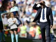 Bóng đá - Real không Modric: Sụp đổ trước derby Madrid?